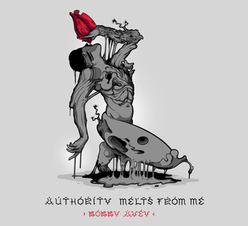 Authority Melts From Me cd cover